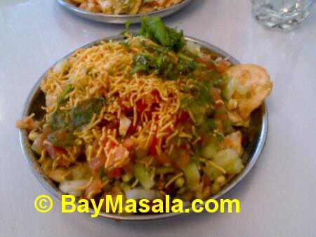 chaat bhavan masala chaat  - Image © baymasala.com