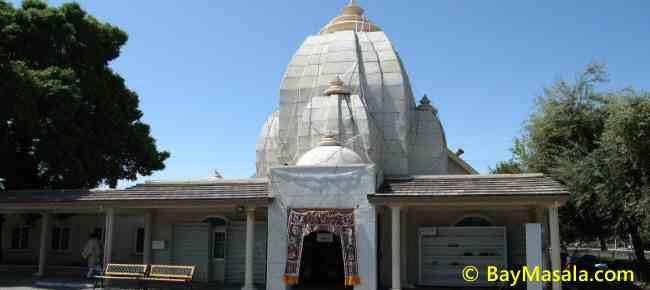 Fremont Hindu temple © BayMasala.com