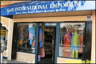 Indian Saree Stores in Berkeley