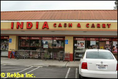 sunnyvale indian grocery stores