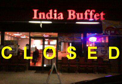 india buffet fremont