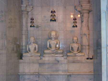 milpitas jain temple deities © BayMasala.com