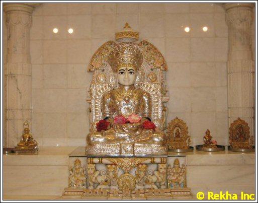 milpitas jain temple pratimas © BayMasala.com