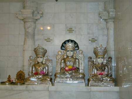 milpitas jain temple parvshanath © BayMasala.com
