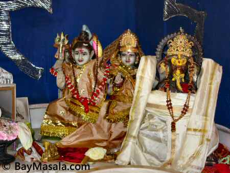fremont hindu temple shiva parvati