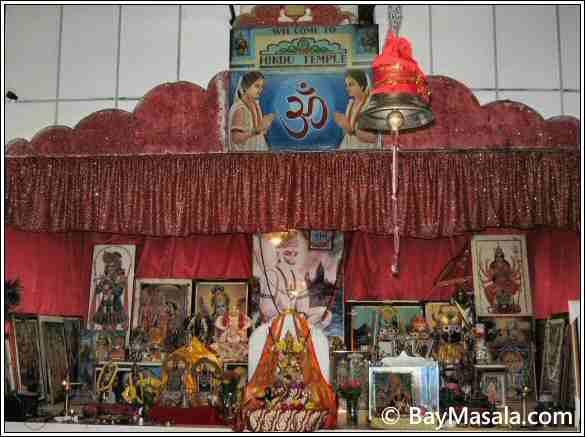 sunnyvale hindu temple © baymasala.com